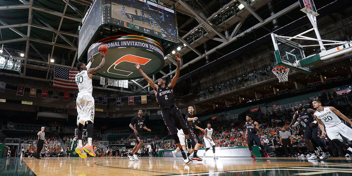 @CanesHoops Prevail In First Round Of NIT