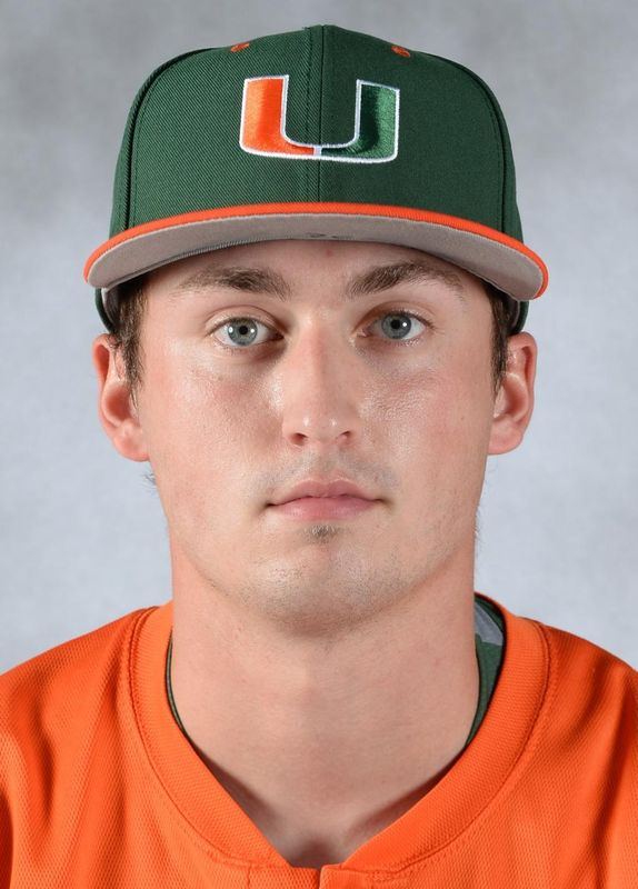 Andrew Honiotes - Baseball - University of Miami Athletics