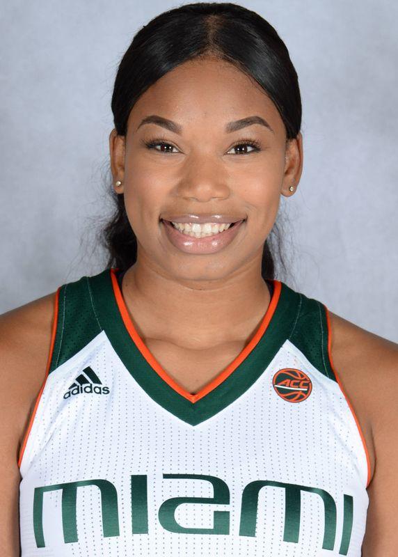 Keyanna Harris - Women's Basketball - University of Miami Athletics