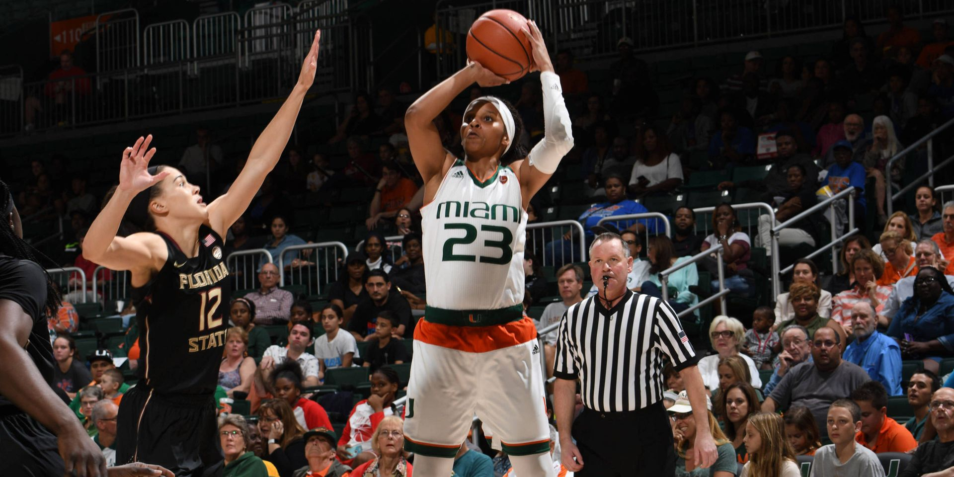 @CanesWBB Falls to Seventh-Ranked Florida State
