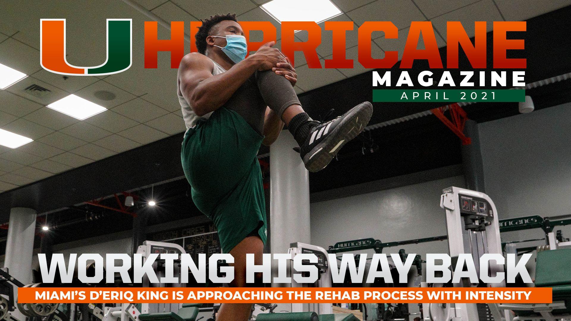 Hurricane Magazine: April 2021