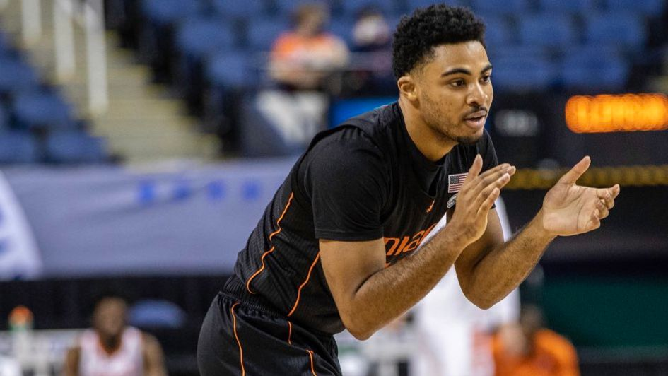 Two Hurricanes Named to NABC Honors Court
