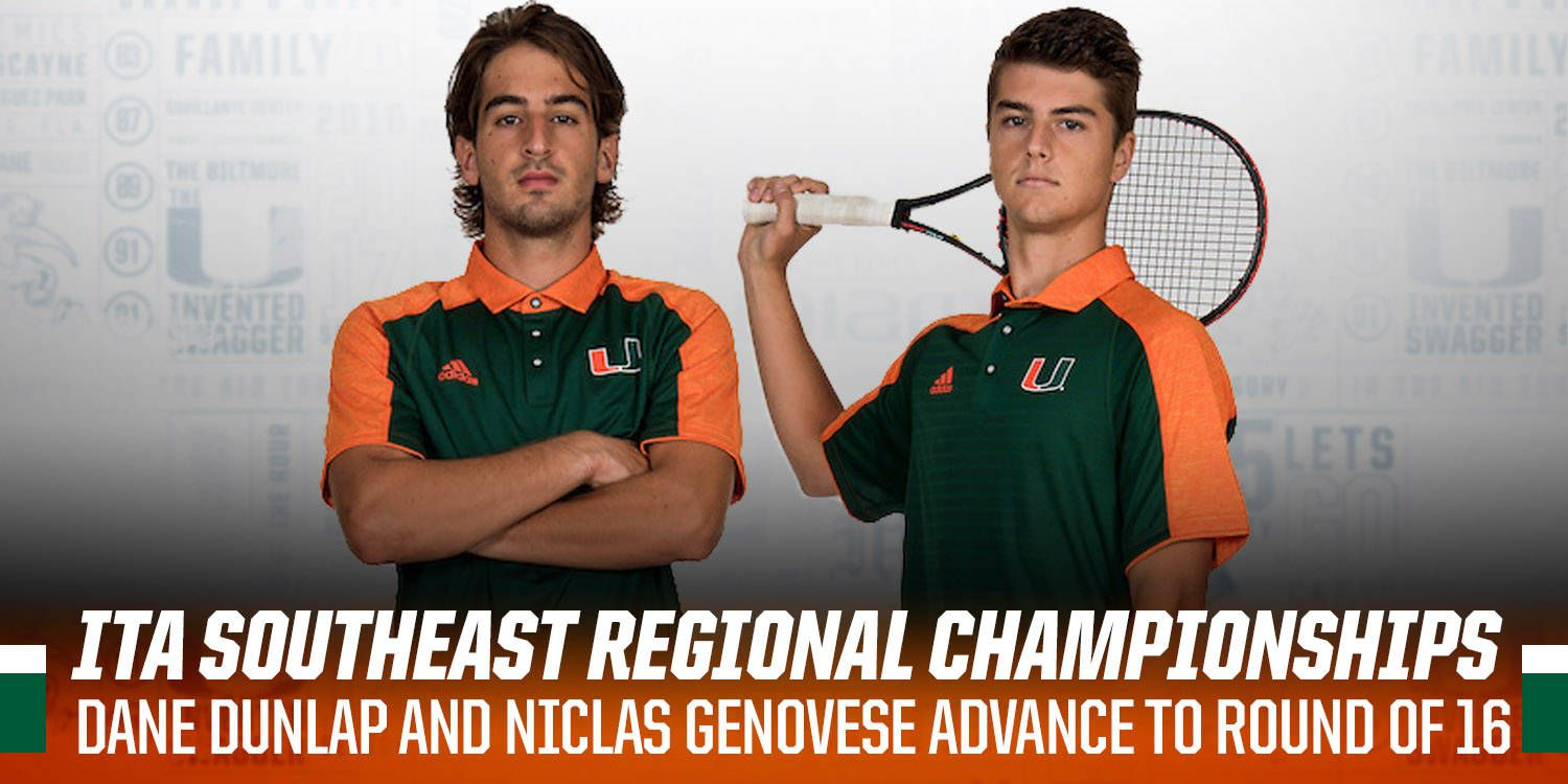 Day One of ITA Southeast Regionals