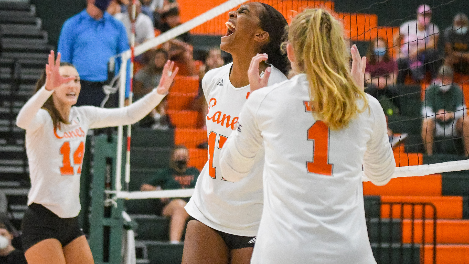 Leao Leads Hurricanes to Sweep of FGCU; Miami Finishes 2-1 at Sunshine State Classic
