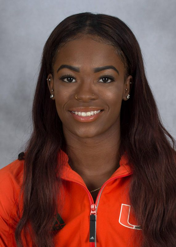 Stefani Kerrison - Track & Field - University of Miami Athletics