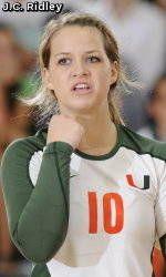 No. 21 Miami Takes Down Virginia Tech, 3-0