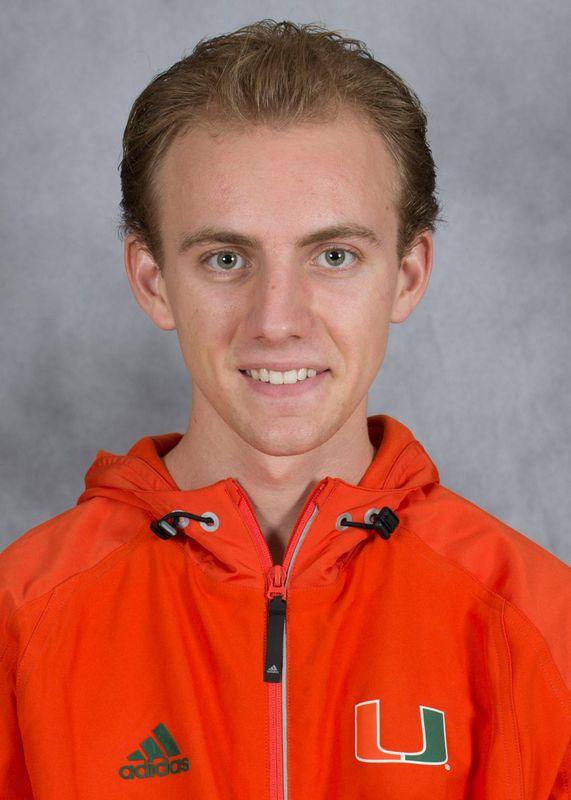 Andrew Garvey - Cross Country - University of Miami Athletics