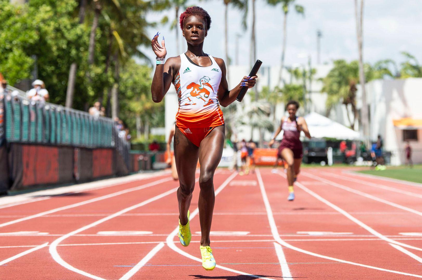 Miami Women Ranked No. 22