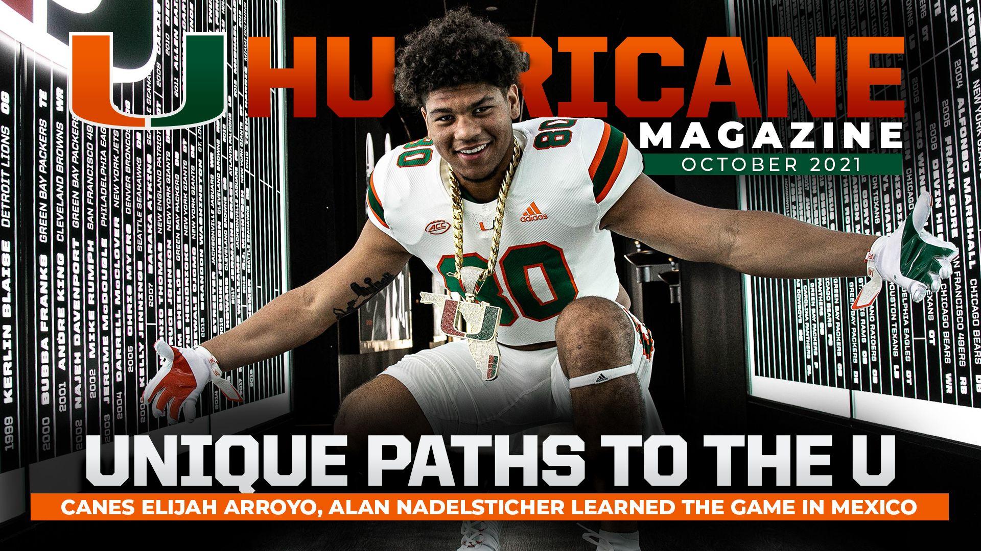 Hurricane Magazine: October 2021