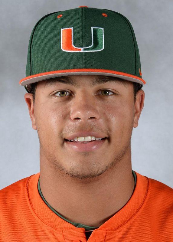 Malik Rosier - Baseball - University of Miami Athletics