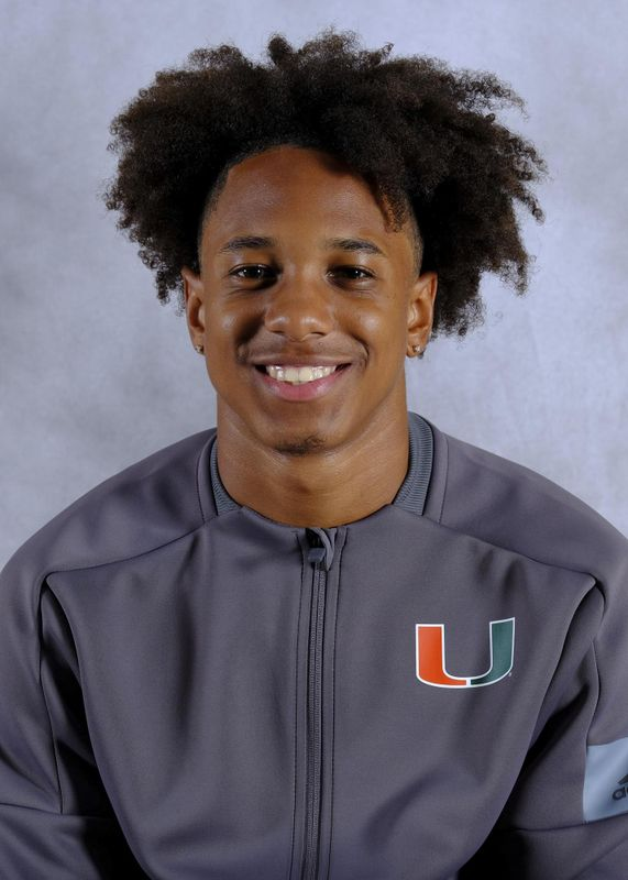 Russell Robinson - Track & Field - University of Miami Athletics