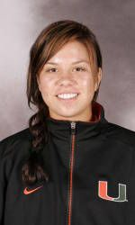 Rachel Rigamat Named Muscle Milk Student-Athlete of the Week
