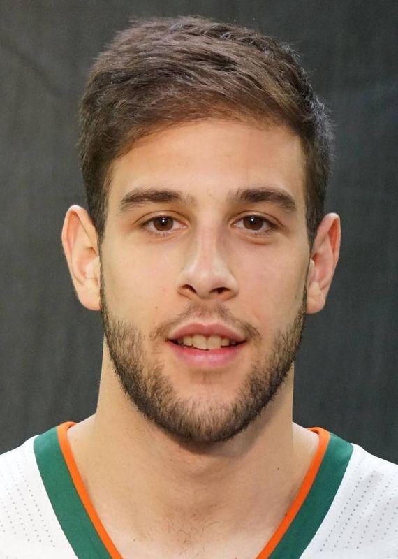 Ivan Cruz Uceda - Men's Basketball - University of Miami Athletics