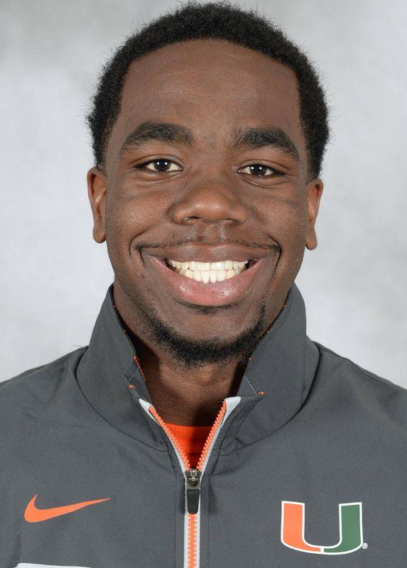 Christian Cook - Track & Field - University of Miami Athletics