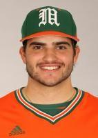 Bryan Garcia - Baseball - University of Miami Athletics