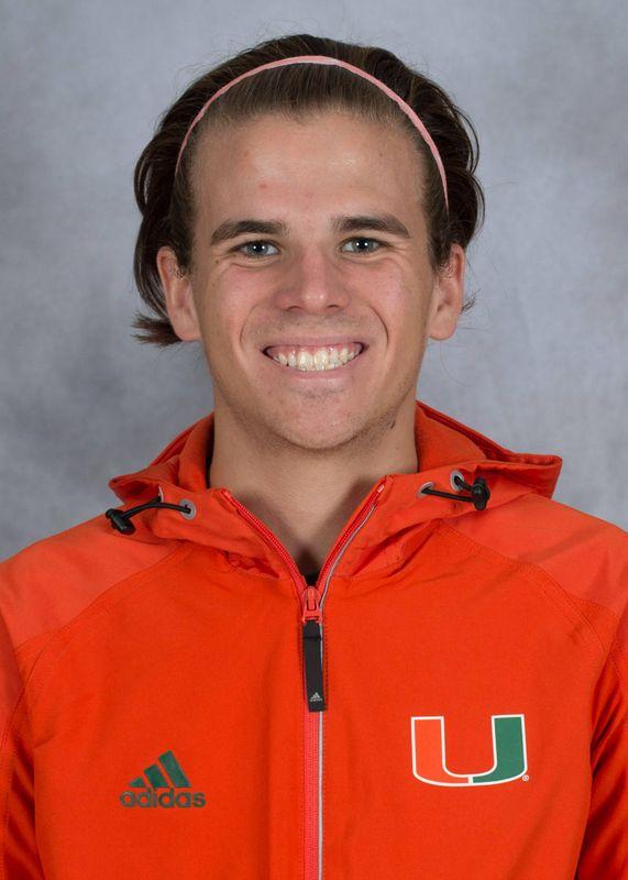 Michael Miano - Cross Country - University of Miami Athletics