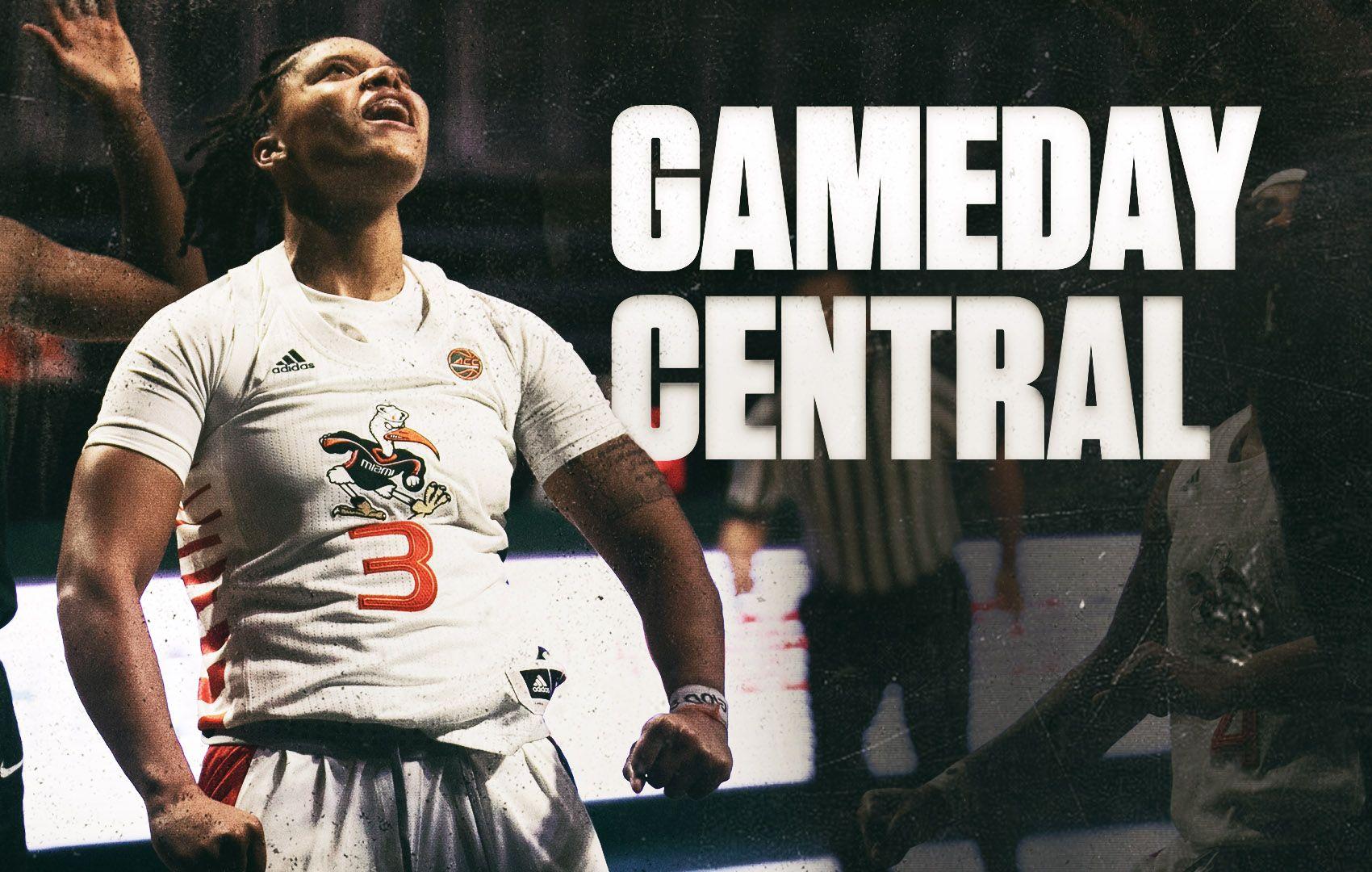 Gameday Central: Miami vs. North Florida
