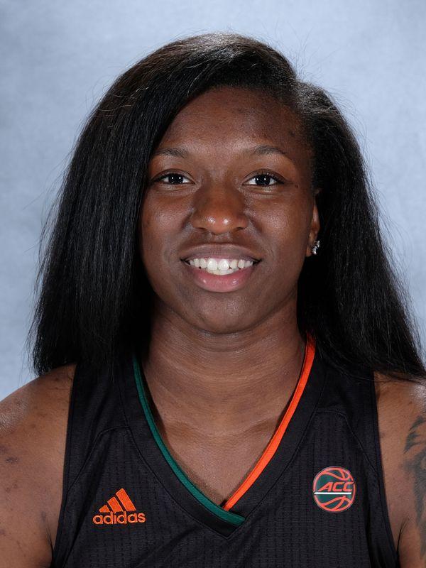 Jamir Huston - Women's Basketball - University of Miami Athletics