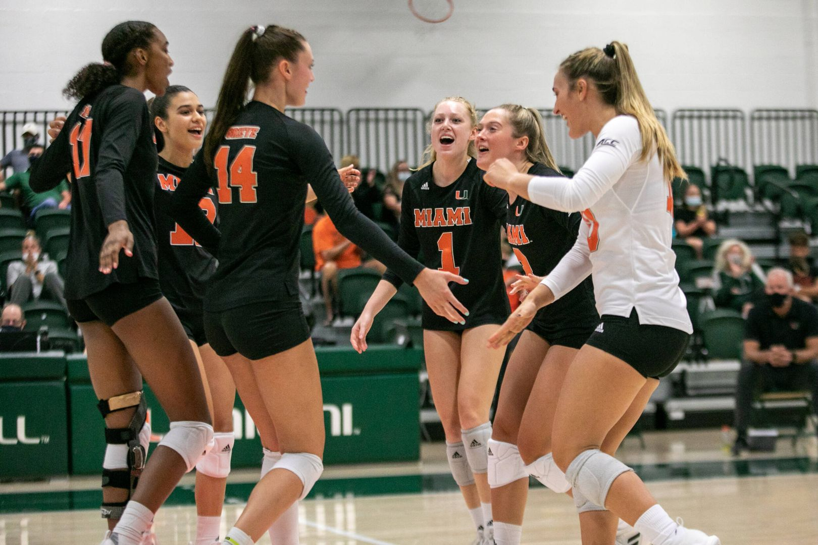 Canes Display Depth in Exhibition Match