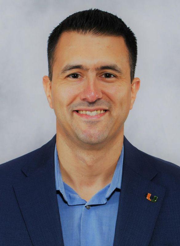 Alfred Vaca -  - University of Miami Athletics