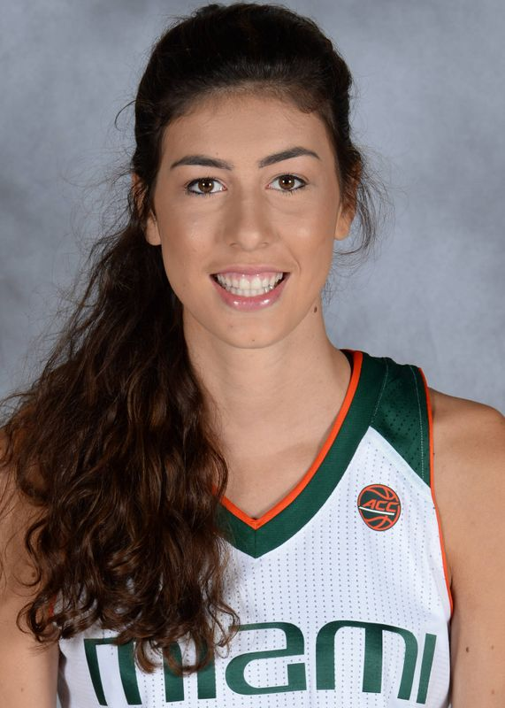 Serena-Lynn Geldof - Women's Basketball - University of Miami Athletics