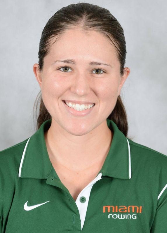 Lindsay Bouchacourt - Rowing - University of Miami Athletics