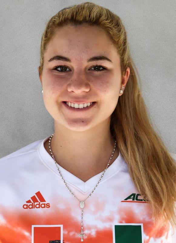 Sofia Sewing - Women's Tennis - University of Miami Athletics
