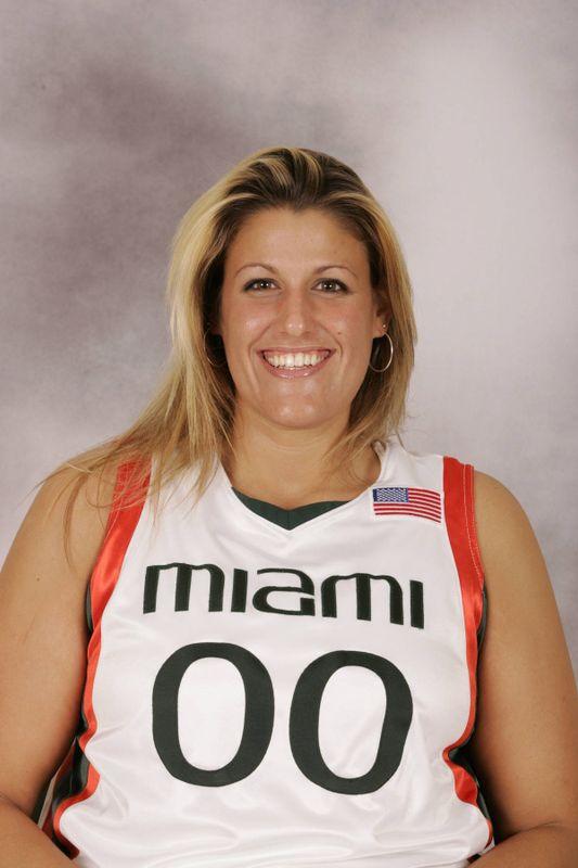 Amy Audibert - Women's Basketball - University of Miami Athletics