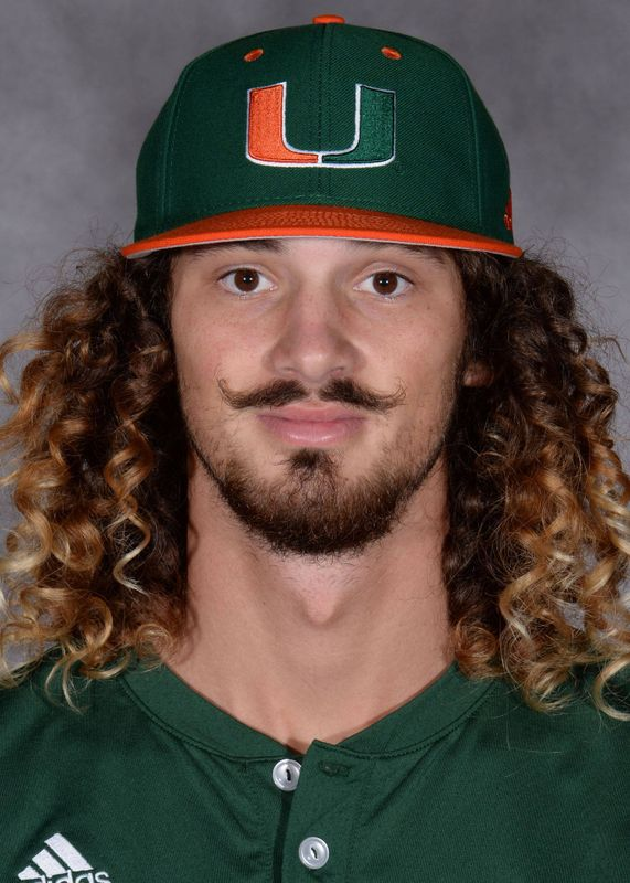 Hunter Tackett - Baseball - University of Miami Athletics