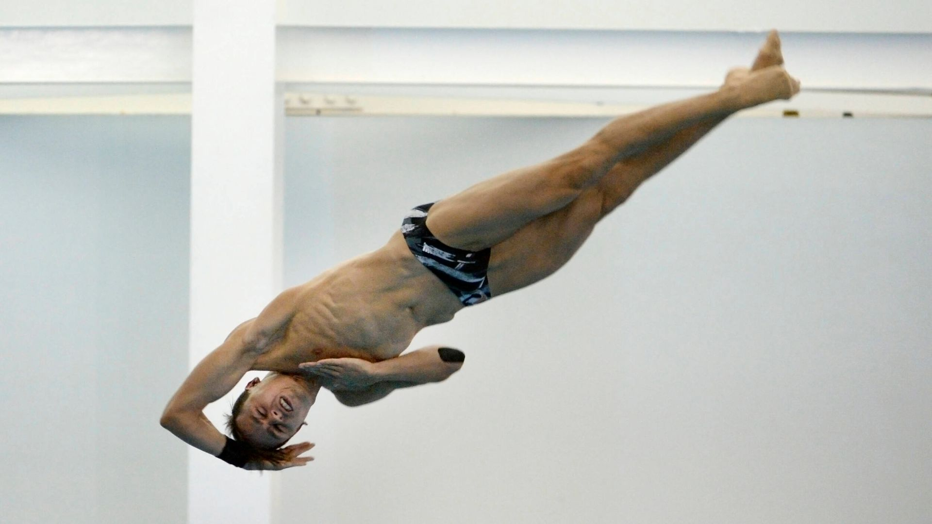 Trio Advances at Olympic Diving Trials