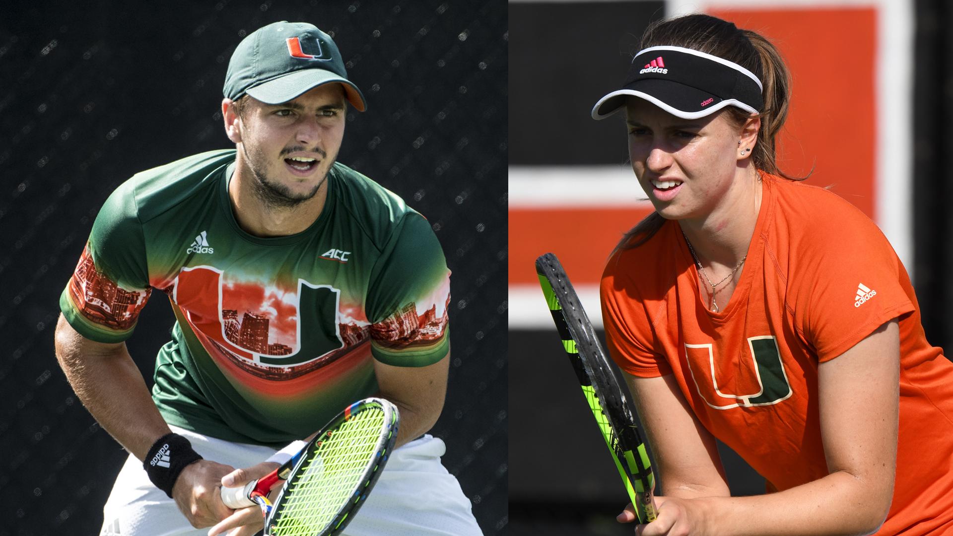 2021 Hurricane Tennis Camp is Underway