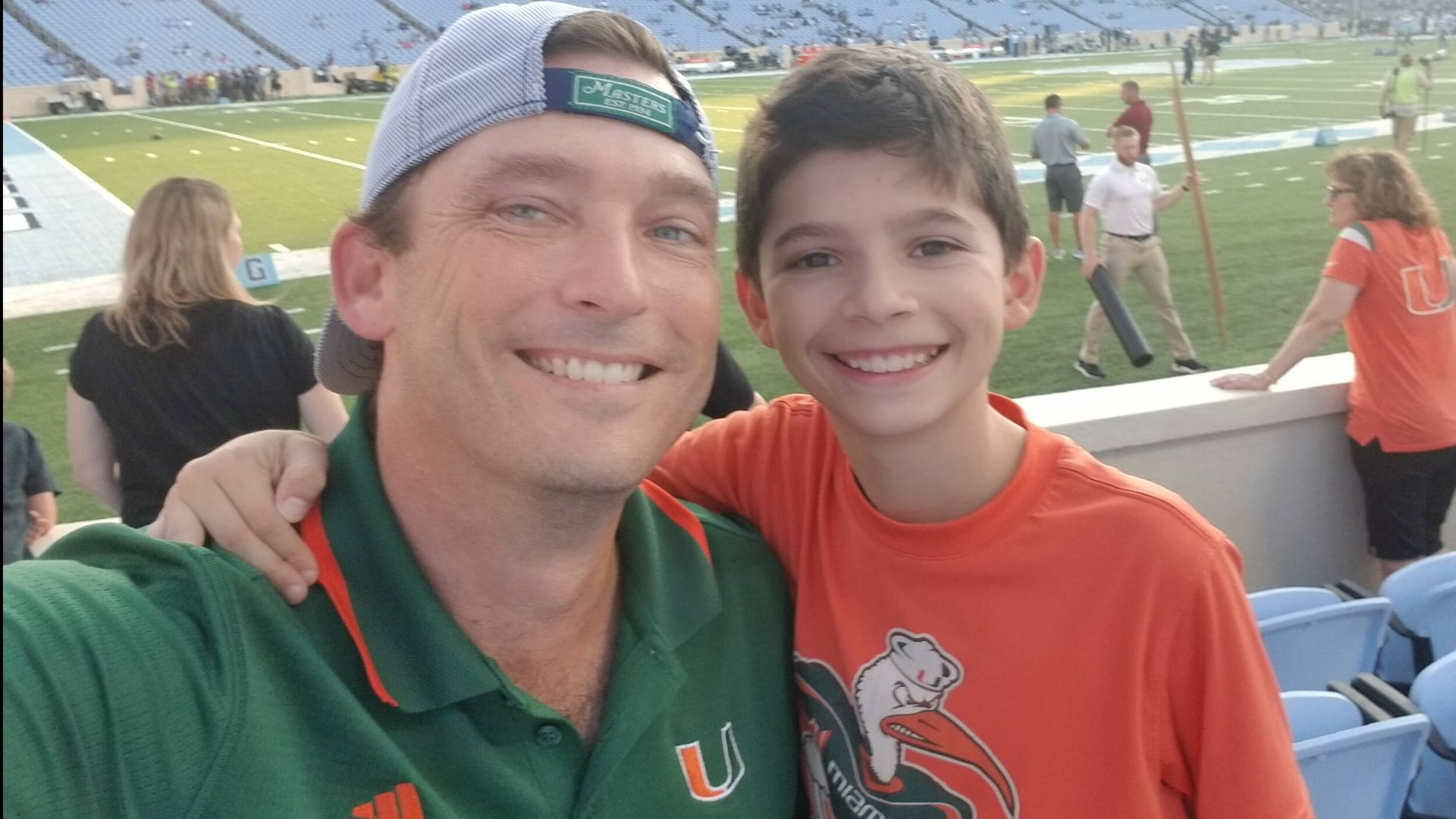 Seasoned Canes: Fans Share Their Stories