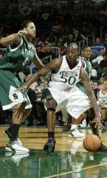 Hurricanes Slip Past Purple Aces At America's Youth Classic, 74-69