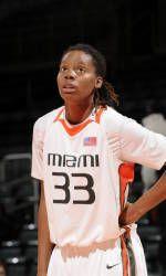 Miami Unable to Catch Boston College in 62-54 Defeat