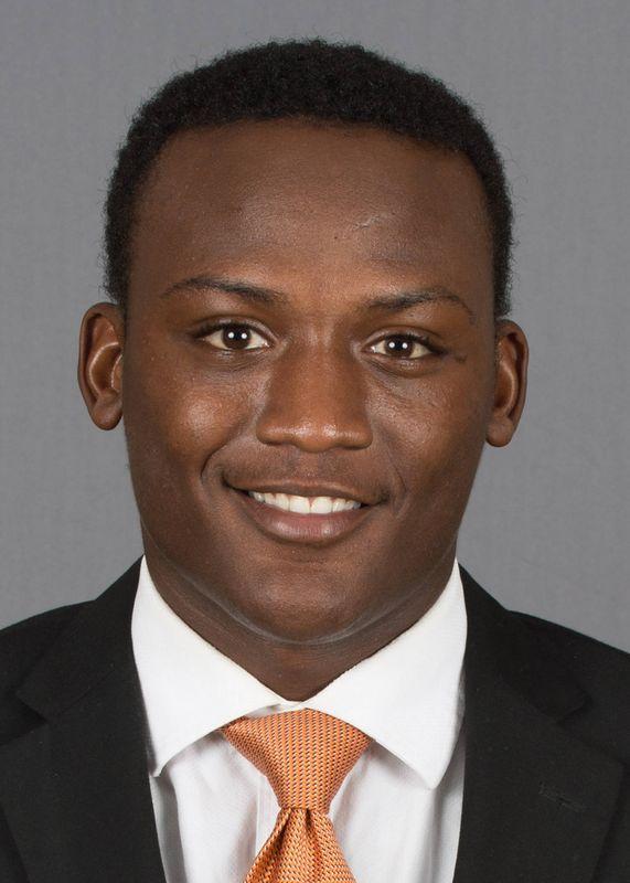 Dayall Harris - Football - University of Miami Athletics