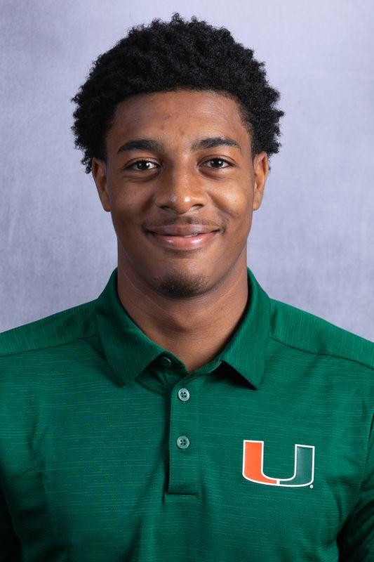 Jacolby George - Football - University of Miami Athletics