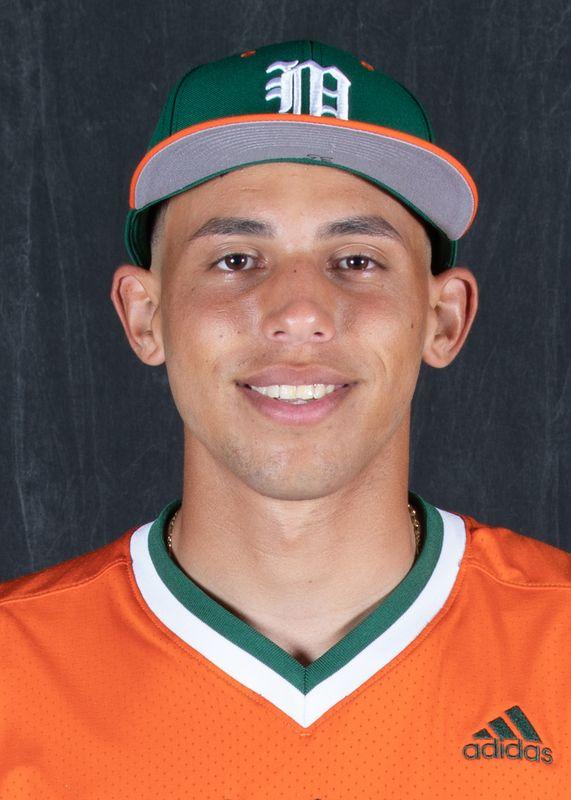 Yohandy Morales - Baseball - University of Miami Athletics