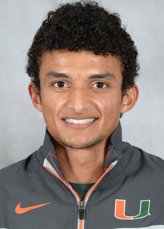 Douglas Dourado - Cross Country - University of Miami Athletics