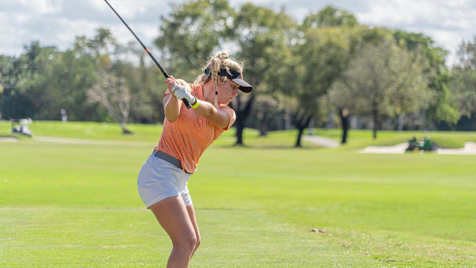 Three Miami Golfers Place in Top-30 to Open Season at Cougar Classic
