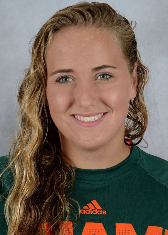 Madison Emery - Swimming & Diving - University of Miami Athletics