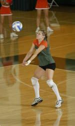 Miami Volleyball Wraps Up Spring Play