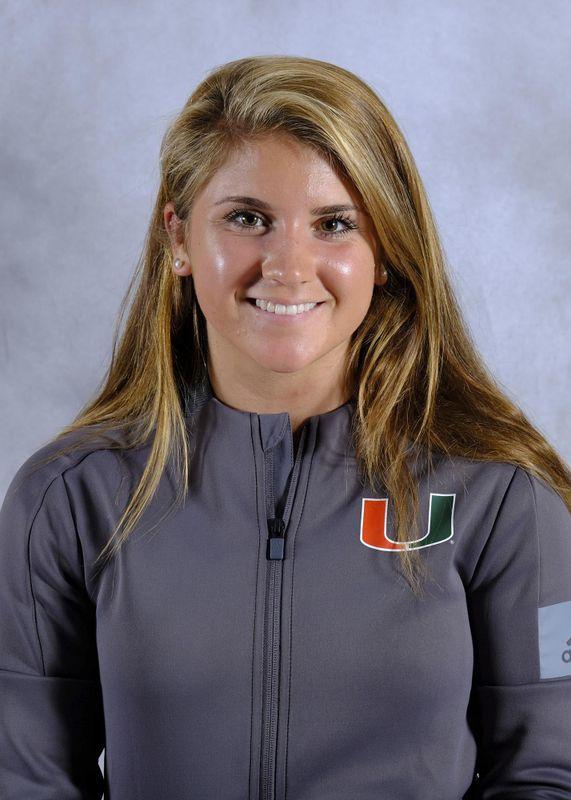 Lauren Schiffenhaus - Track & Field - University of Miami Athletics