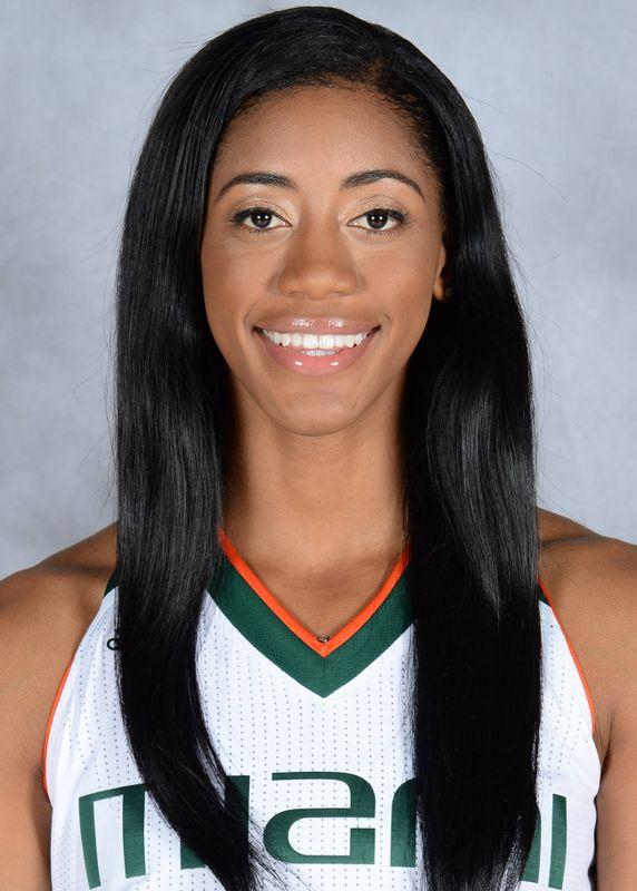 Khaila Prather - Women's Basketball - University of Miami Athletics