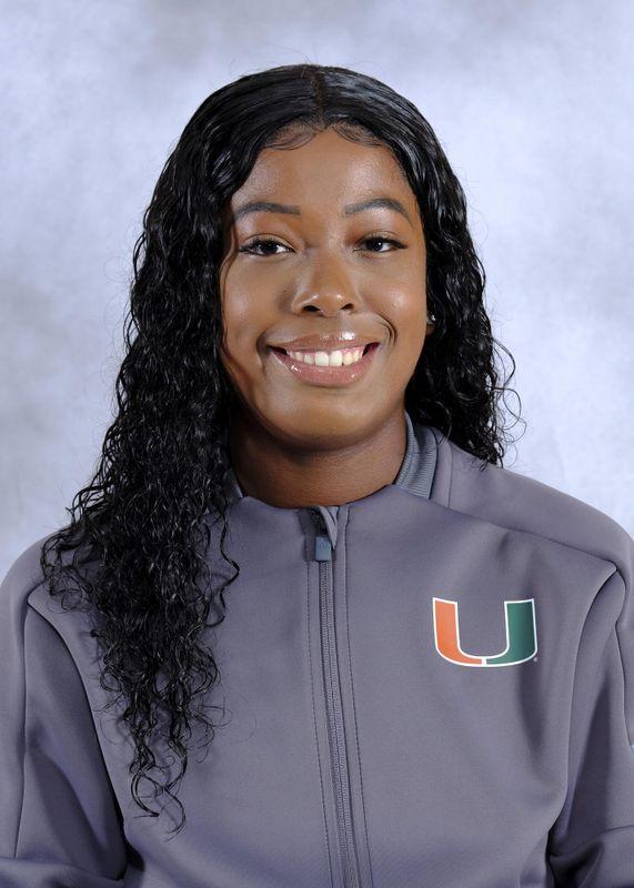 Taylor Wright - Track & Field - University of Miami Athletics