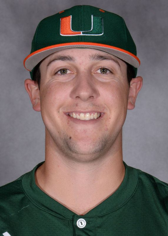 Frankie Bartow - Baseball - University of Miami Athletics