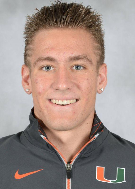 Robert Grant - Track & Field - University of Miami Athletics