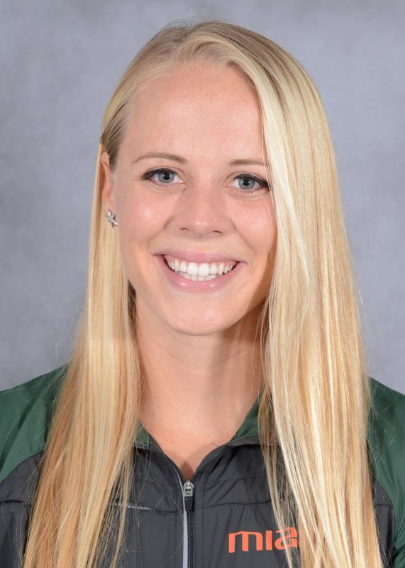 Amy Wiley - Swimming & Diving - University of Miami Athletics