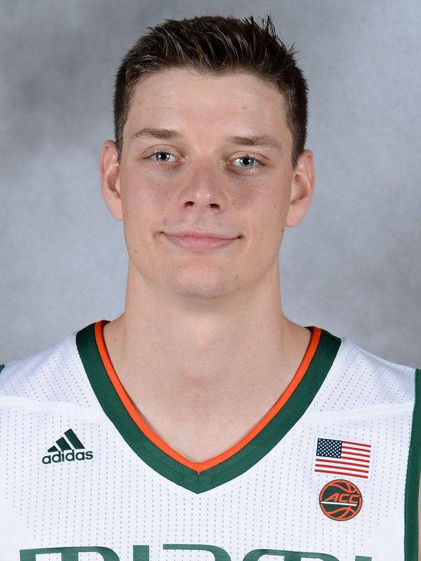 Chris Stowell - Men's Basketball - University of Miami Athletics