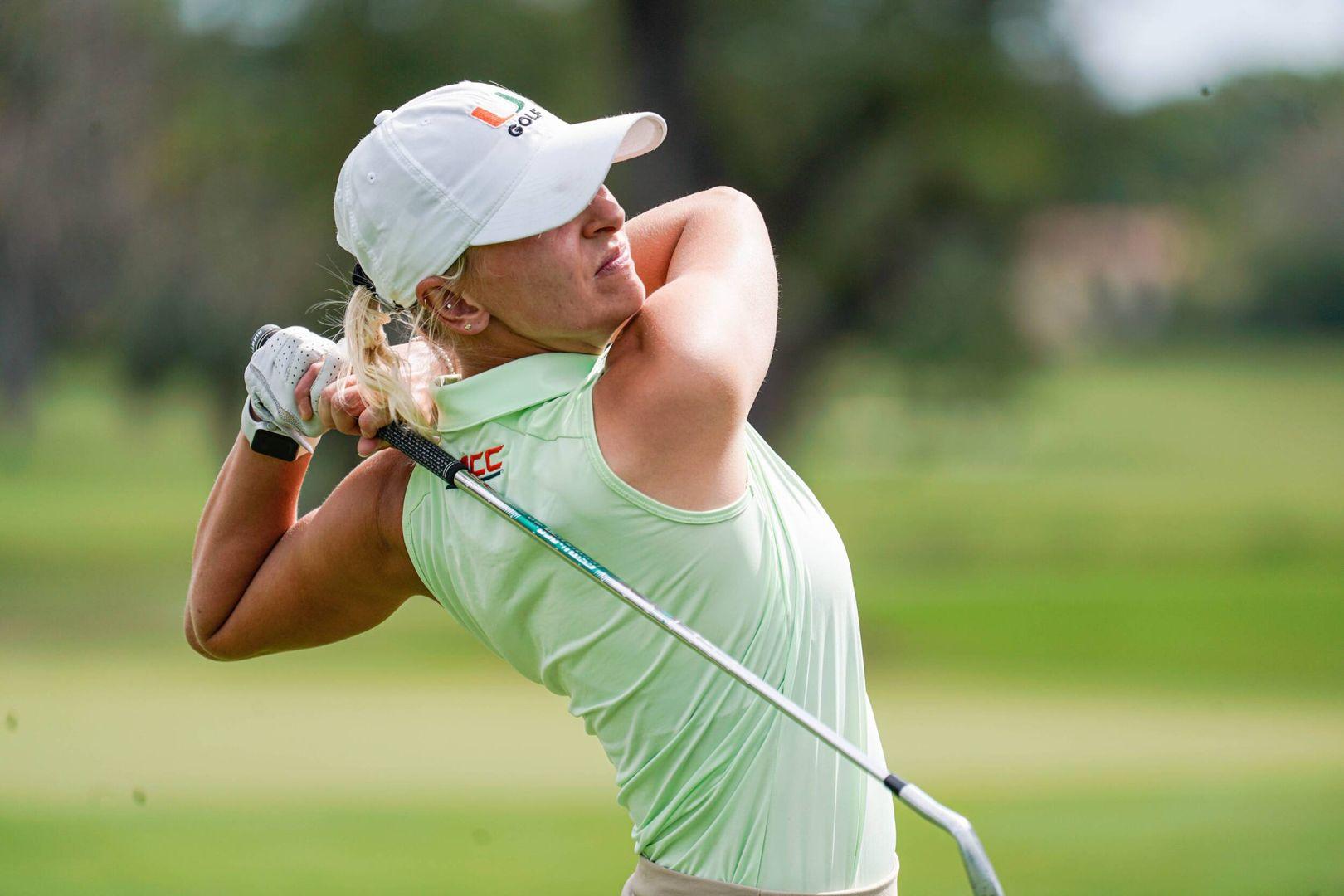 Golf Earns Eighth Straight NCAA Regional Bid
