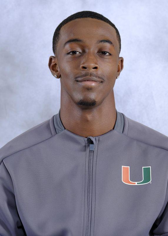 Hasani Knight - Track & Field - University of Miami Athletics